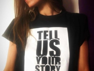 Tell Us Your Story Campain 18 820x1024